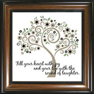 Christian Wall Art - Fill Your Heart