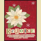 Rejoice - Frameless Wall Art