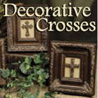 Decorative Christian Wall Crosses