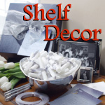 Christian Home Accessories and Shelf Decor