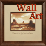 Christian Wall Art | Framed, Frameless & Canvas