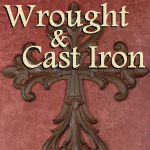 Wrought Iron Crosses