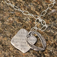 Hidden in My Heart Necklace