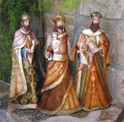 Three Kings Figure
