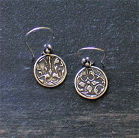 1 John 4:4 Scripture Earrings