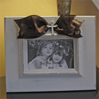 Cream Photo Frame
