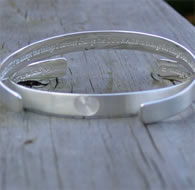 Christian Cuff Bracelet with Serenity Prayer