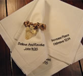 Increase Peace Dinner Napkins