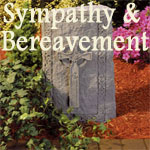 Sympathy and Bereavement Memorial Gifts