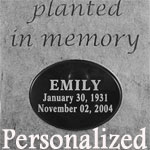 Personalized Memorial Gifts