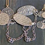 Christian Scripture Jewelery