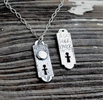 Inspirational Christian Jewelry Necklace