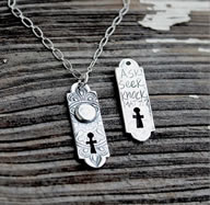 Christian Sterling Silver Jewelry