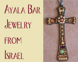 Unique Cross Pendants from Israel