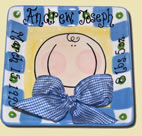 Personalized Baby Gift - Birth Tile