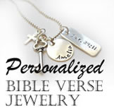 Personalized Confirmation Jewelry