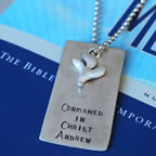 Personalized Confirmation Dog Tag