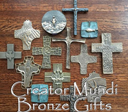 Sacramental Bronze Gifts from Germany