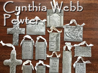 Inspirational Gifts from Cynthia Webb