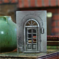 Open Door Pewter Hospitality Table Top