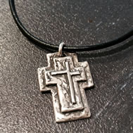 Father, Son and Holy Ghost Pendant for Him