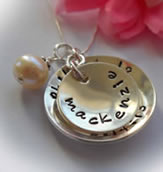 Personalized Bible Verse Necklace