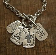 Personalized Confirmation Jewelry for Boys and Girls