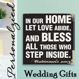 Personalized Christian Wedding Gifts