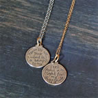 psalm 119 scripture jewelry for graduate