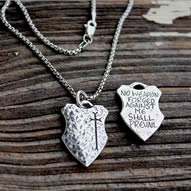 Christian necklaces and pendants aloadofball Choice Image