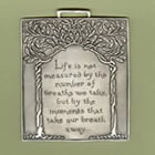 Special Moments Wall Ornament